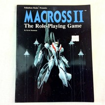 Palladium RPG MACROSS II Role Playing Game 1993 1st Printing Siembieda #590 - $12.86