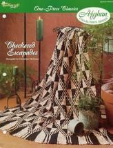 Crochet Pattern - Checkered Escapades - The Needlecraft Shop - One-Piece Classic - $1.50