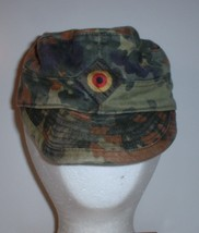 German Army utility cap size 57 (medium-large) Albert Kempf 2002 - $15.00