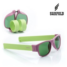 Sunfold  PA6 Pastel Collection - Rollable Unisex Sunglasses  - $21.90