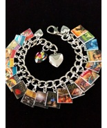 HARRY POTTER Book Charms Bracelet - $27.99