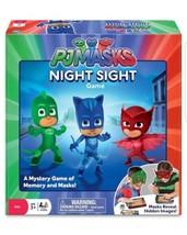 PJ Masks Night Sight Game Bundle w/ Cat Boy Figure! New - $10.88