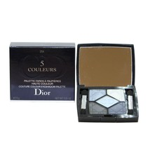 DIOR 5 COULEURS COUTURE COLOUR EYESHADOW PALETTE 6G #254 BLEU DE PARIS NIB - $55.69