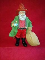 Clothtique Possible Dreams 1994  African American  black Fireman Santa ... - $39.99