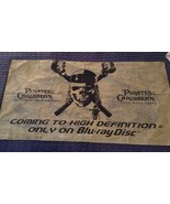 """New Promo Disney Pirates of the Caribbean dead mans chest Flag 18"""" x 36"""" - $15.94"""