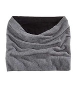 Armani Exchange Men's Reversible Scarf (Gray) - $34.55