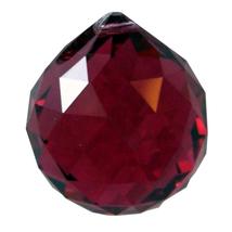 Swarovski 20mm Crystal Faceted Ball Prism image 5