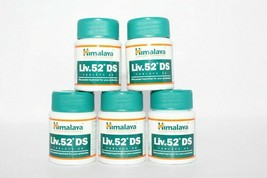 10X60 Tablets Himalaya Herbal Liv 52 DS Tablet for Natural Care - $33.23