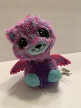Spin Master Hatchimal Surprise Draggle Giraven Pink Purple Hatched Wing Dragon - $14.99