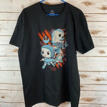 Star Wars Funko Pop T-Shirt The Last Jedi Size XL New - $16.56