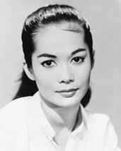 Nancy Kwan Nice Studio B&W 16X20 Canvas Giclee - $69.99