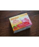 Sealed Emergen-C 1000mg Vitamin C Daily Immune support Raspberry 30 pack... - $16.00