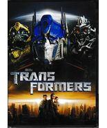 Transformers (2007)/Revenge of the Fallen (2009) Widescreen DVD's - $5.99