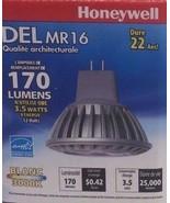Replacement Bulb- DELMR16 -LED 3.5 Watt Dimmable Honeywell -HWL1MR164301B - $15.79