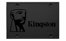 480GB Kingston SSD A400 2.5in Solid State Drive LP - SA400S37/480G - $61.12