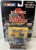 1999 Racing Champions Ernie Irvan #36 M&M Toys R Us Silver 1:64 Die Cast - $10.00