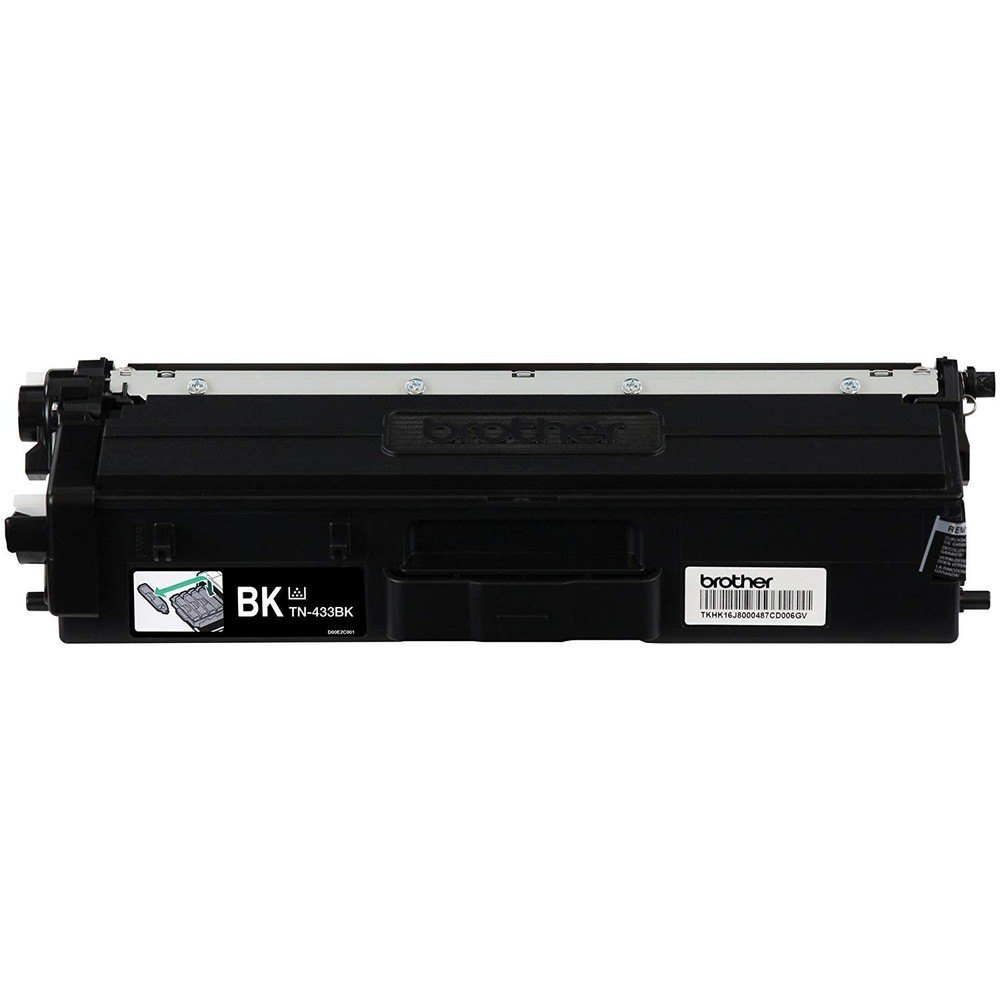 Primary image for Brother Genuine TN-433BK Black High-Yield Toner Cartridge For HL-L8260CDW 8360