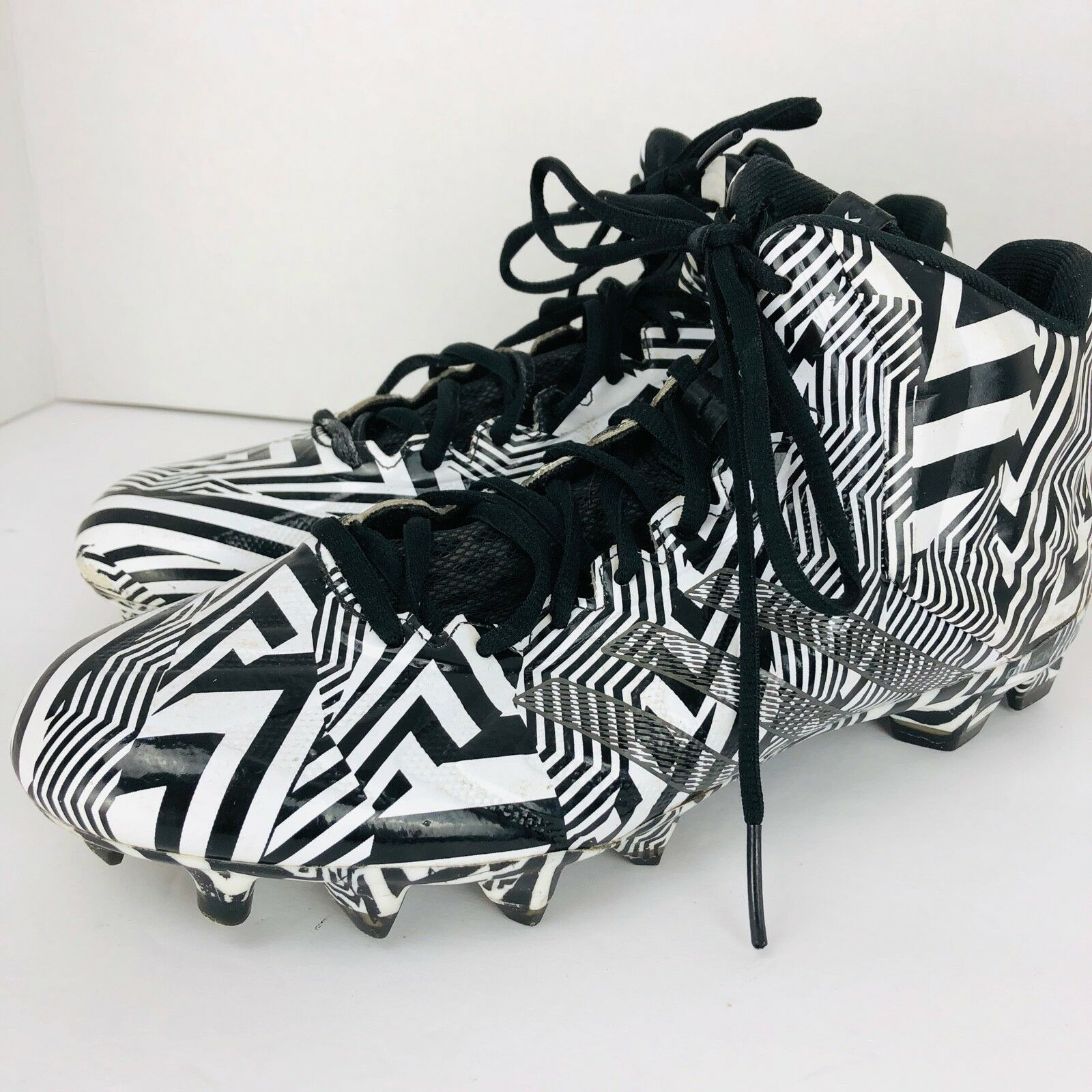 huge discount 313ad 864a5 ADIDAS Mens Football Soccer Cleats Black and 50 similar items. 57