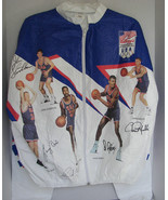 Kellogg s 1992 usa olympic basketball dream team tyvek jacket men s lg unworn thumbtall