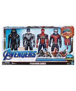 Marvel Avengers Titan Hero 4-pack: Going Subatomic - $39.99