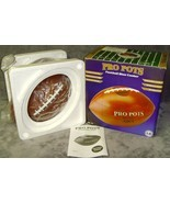 New•Pro Pots•Football Slow Cooker•Crock Pot•Tailgate Party•Model No FB-7... - $49.89 CAD