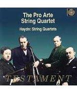 Haydn: 27 String Quartets, Vol. 1 [Audio CD] Franz Joseph Haydn and Pro ... - $33.43