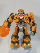 Transformers Dark Of The Moon Bumblebee 11 Inch Talking Electronic Actio... - $21.49