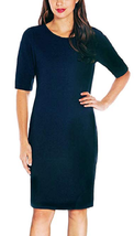 Mario Serrani Ladies' Knit Dress, Midnight Navy, Size S - $16.82