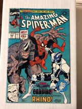 Amazing Spider-Man #344 First Print 1st Cardiac - $29.70