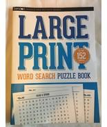 Bendon Large Print Word Search Puzzles Volume 002 [Paperback] Bendon - $9.89