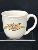 John Deere Moline Illinois Ceramic White Coffee Mug Cup Tractor Farm - $11.10