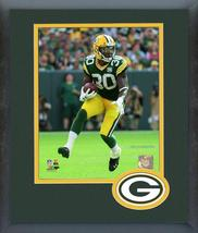 Jamaal Williams 2018 Green Bay Packers-11x14 Team Logo Matted/Framed Photo - $888,58 MXN