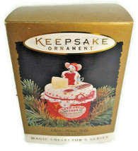 Hallmark Keepsake Ornament 10th In The Chris Mouse Jelly Series ©1994  - $23.33