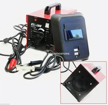 HD Automotive 100AMP ARC Welder Machine Rod Welding 110V AC Tools W/ Fac... - $85.13