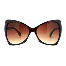 Celebrity Fashion Sunglasses Womens Oversized Bow Ribbon Butterfly Frame - $7.87+