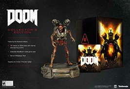 Doom: Collector's Edition - PlayStation 4 [video game] - $305.54