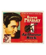 Jailhouse Rock Elvis Presley Wall Poster Art 12x18 Free Shipping - $12.50