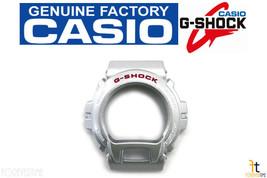 Casio DW-6900CB-8W G-Shock Original Grey (Metallic) Glossy Bezel Case Shell - $32.35