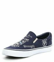 Polo Ralph Lauren Thompson III Men's Slip On Sneaker/Blue(01087-L18)Vari... - $49.99