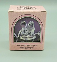 "Precious Moments Enesco 634077 ""The Lord Bless you and Keep You"" Crystal... - $10.84"