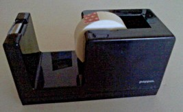"POPPIN Black TAPE DISPENSER 5.5""L Standard 3/4"" x 1"" NEW IN BOX - $10.99"