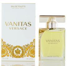 Vanitas by Versace Edt Spray For Women - $12.99+