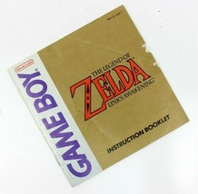 Legend of Zelda Link's Awakening Nintendo Game Boy Video Game Manual Only - $9.90