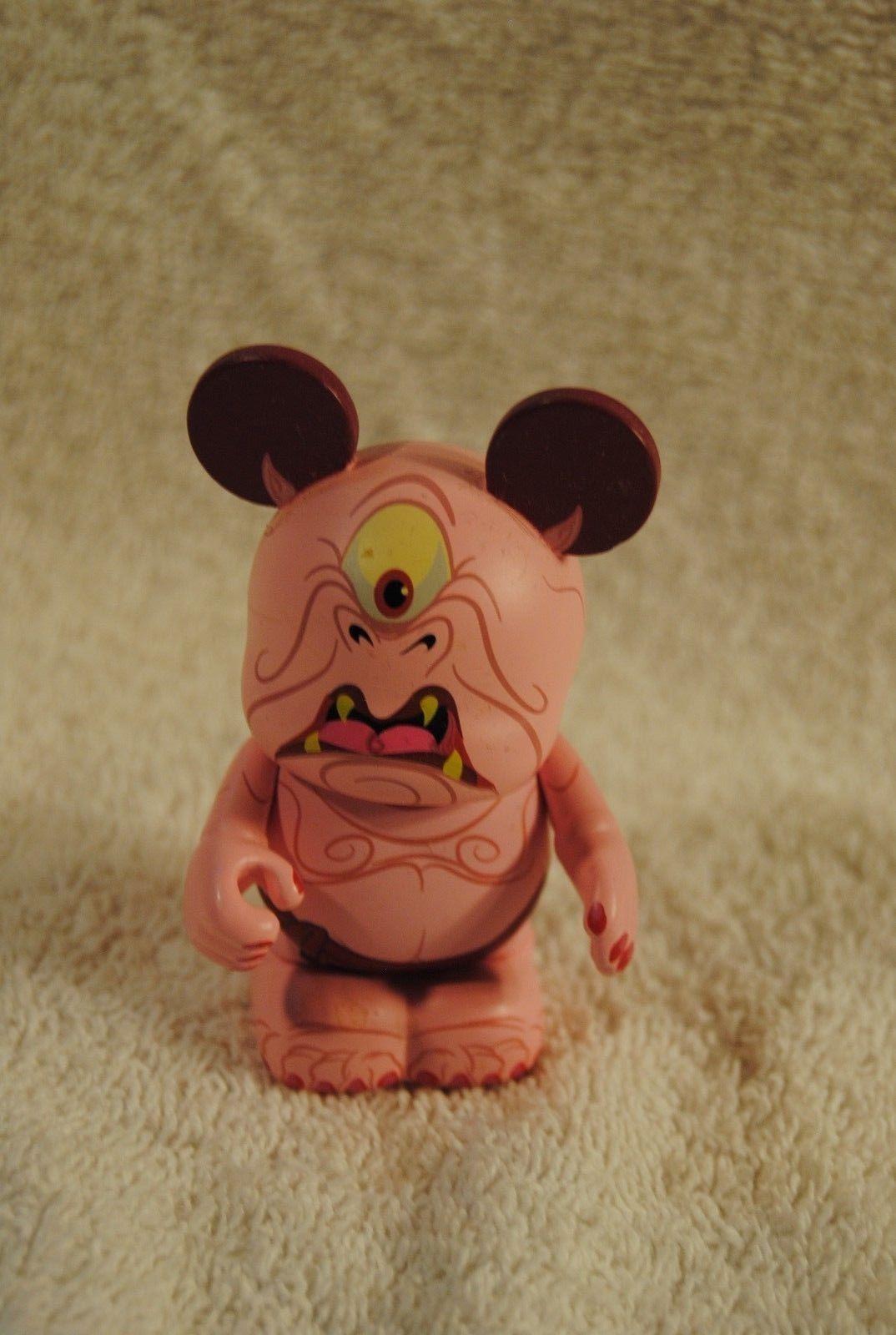 Disney Vinylmation Villains 4 Series Cyclops Mickey Mouse