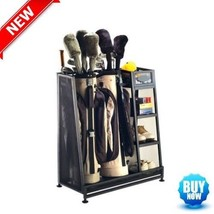 Suncast Heavy duty Golf Organizer Garage Storage System New and Free Shi... - $1.741,71 MXN