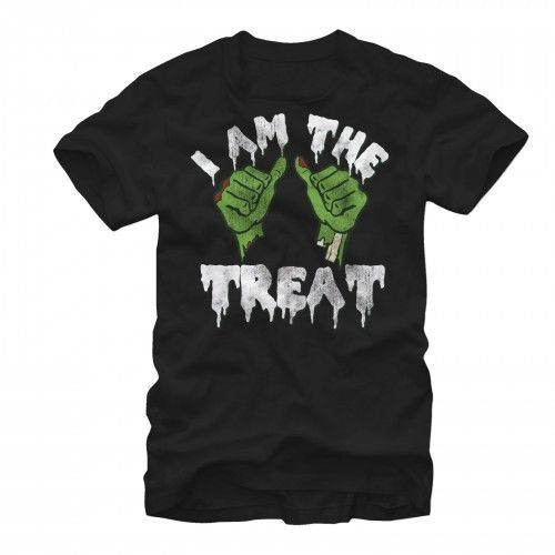 Primary image for Men's I am the Treat Tee T-Shirt Halloween Size S, M New With Tags