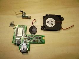 Sony PS2 Slim SCPH-70012 ONLY- Inside Screws, Fan, Battery & Power Switc... - $21.22 CAD