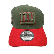 New York Giants New Era Salute to Service Size Large XL Fitted Hat 39THIRTY - $29.65