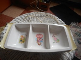 Vintage Baby Dish GE Electric 3 Sectioned - $10.00