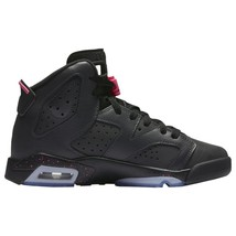 Nike Air Jordan 6 Retro Gg ANTHRACITE/BLACK Youth Size 6Y New 543390 008 - $121.54